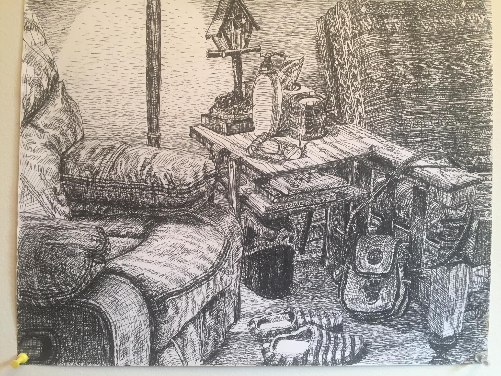 moms-chair---2235-manchester-drive-by-cork-ireland-freelance-artist---art-van-leeuwen