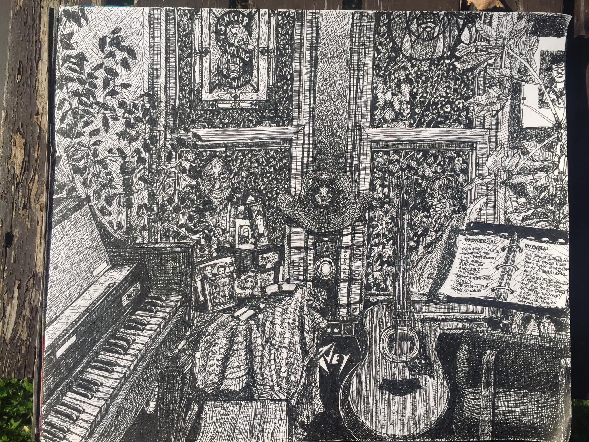 the-music-room---2235-manchester-drive-by-cork-ireland-freelance-artist---art-van-leeuwen