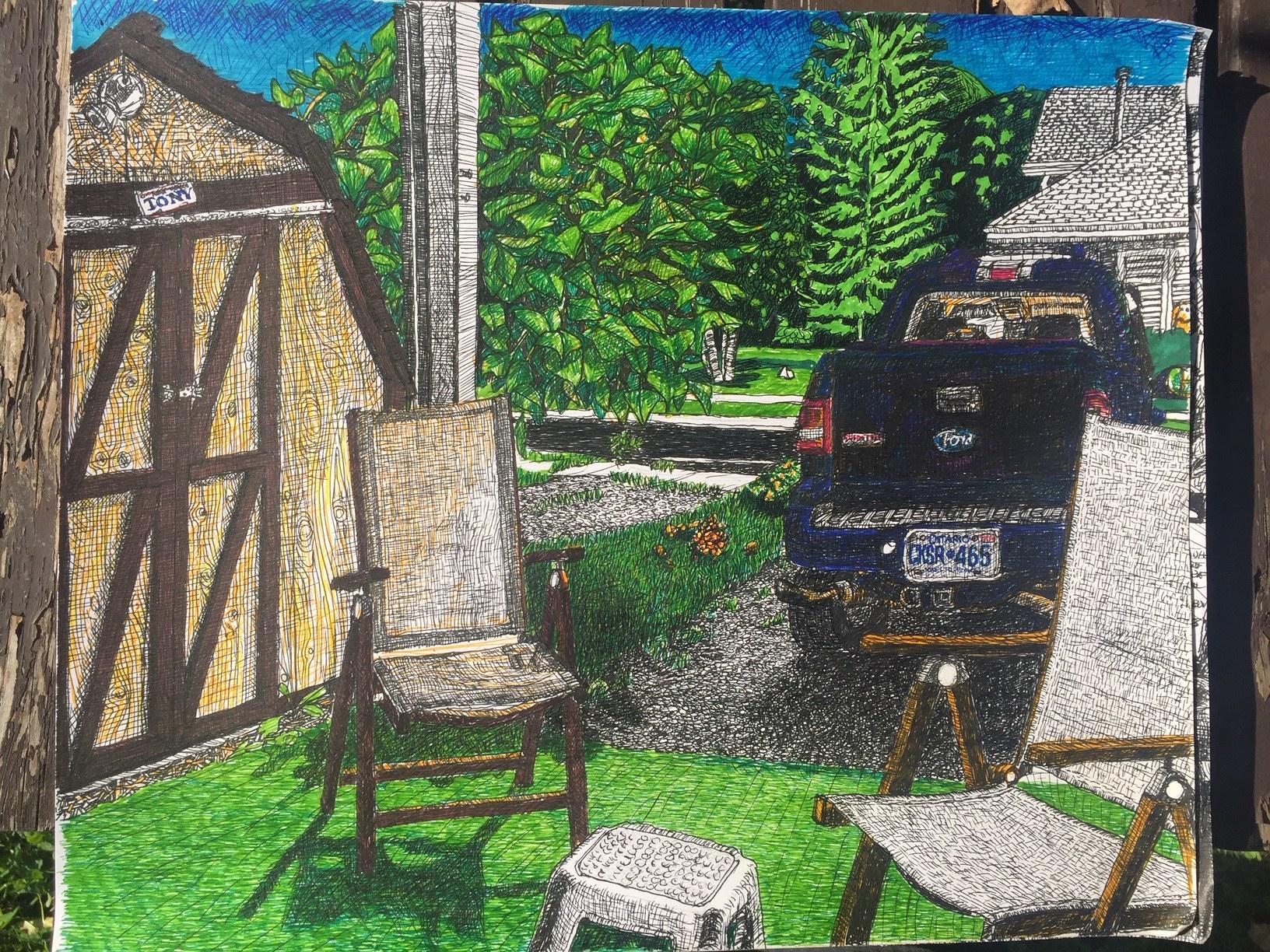 tonys-shed---2235-manchester-drive-by-cork-ireland-freelance-artist---art-van-leeuwen