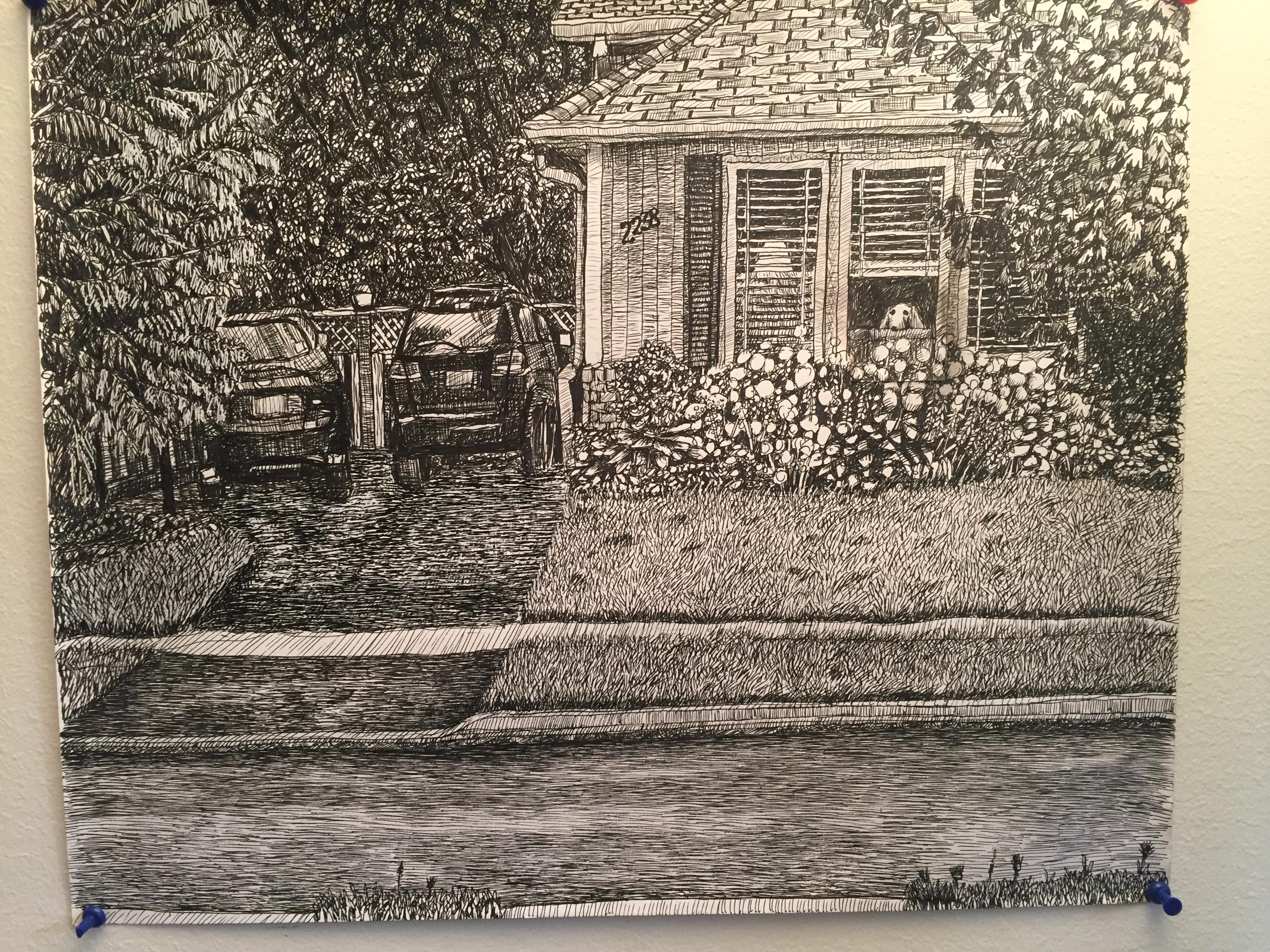 5-j-house---accross-from-2235-manchester-drive-by-cork-ireland-freelance-artist---art-van-leeuwen